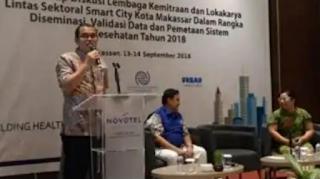 Data Positif Terjangkit Corona Pada Warga Makassar  Meningkat Akan,Pemkot Akan Terapkan PSBB,