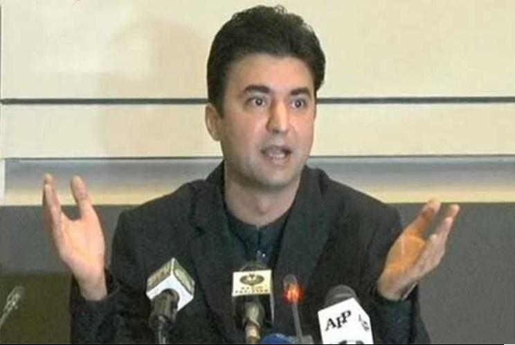 Politik 'bayi Zardari' adalah tawanan rasuah bapa: Murad Saeed