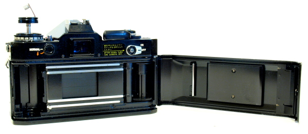 Canon EF, Film box