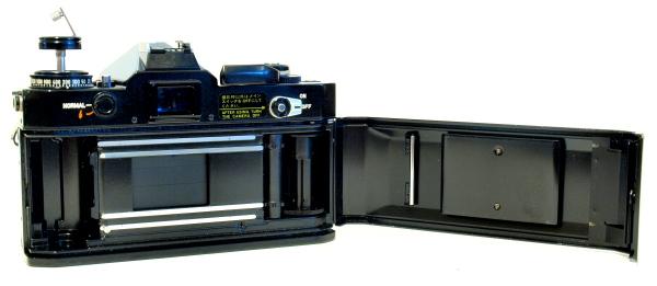 Canon EF, Film box