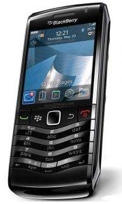 Harga HP Blackberry 9105 Pearl Black