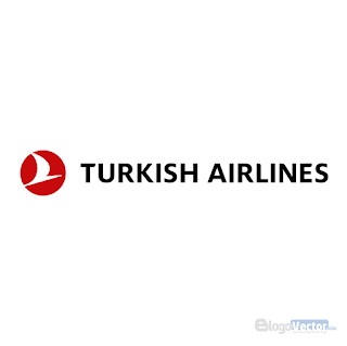 Turkish Airlines Logo vector (.cdr)