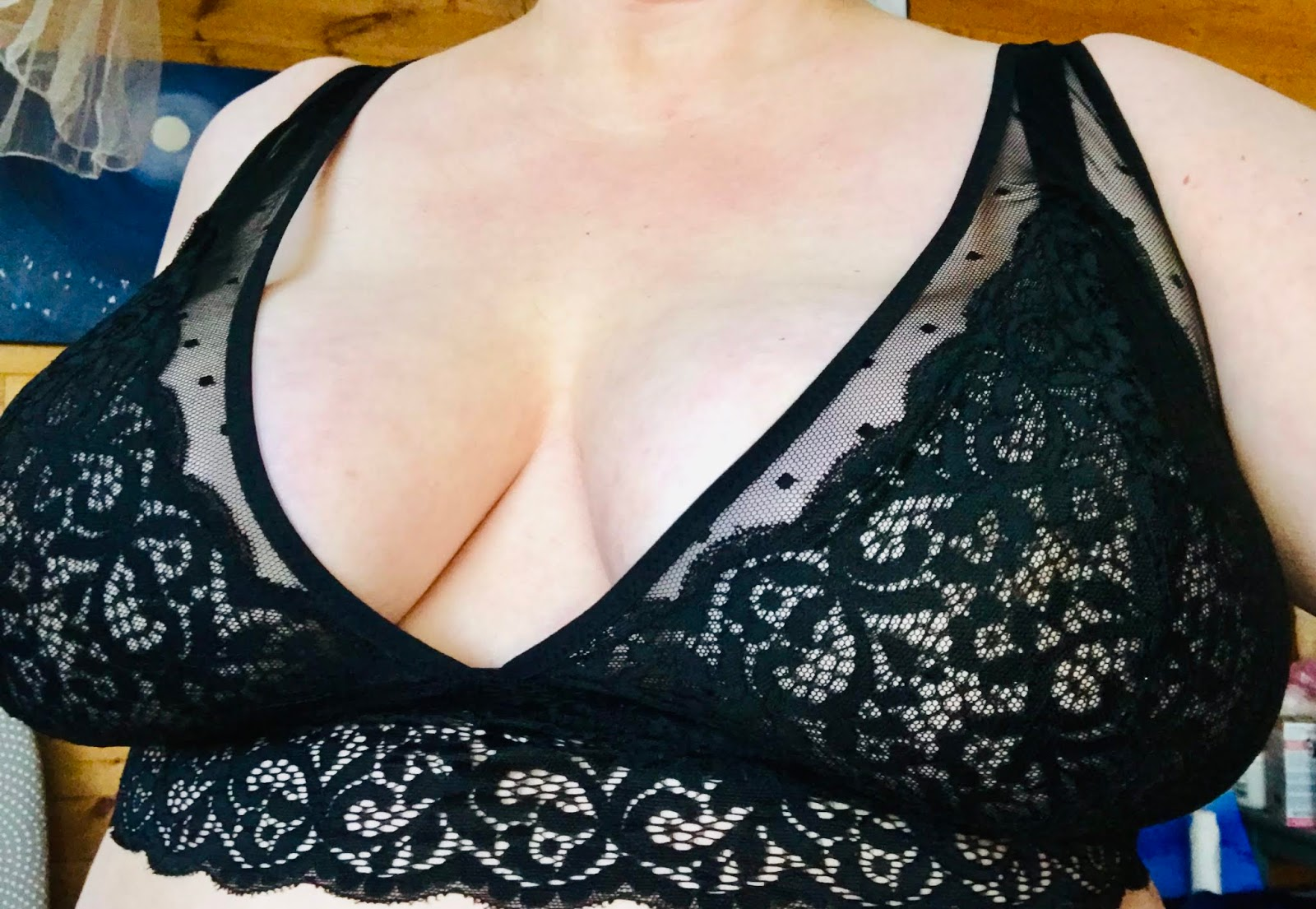 99ba49f07f4 ComfyCurvy  Review  Tutti Rouge Eve Fuller Bust Bralette