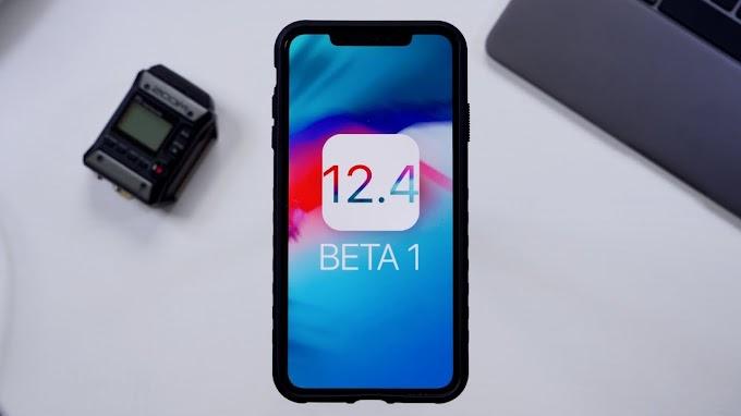 Κάντε λήψη του iOS 12.4 Beta 1 χωρίς λογαριασμό προγραμματιστή