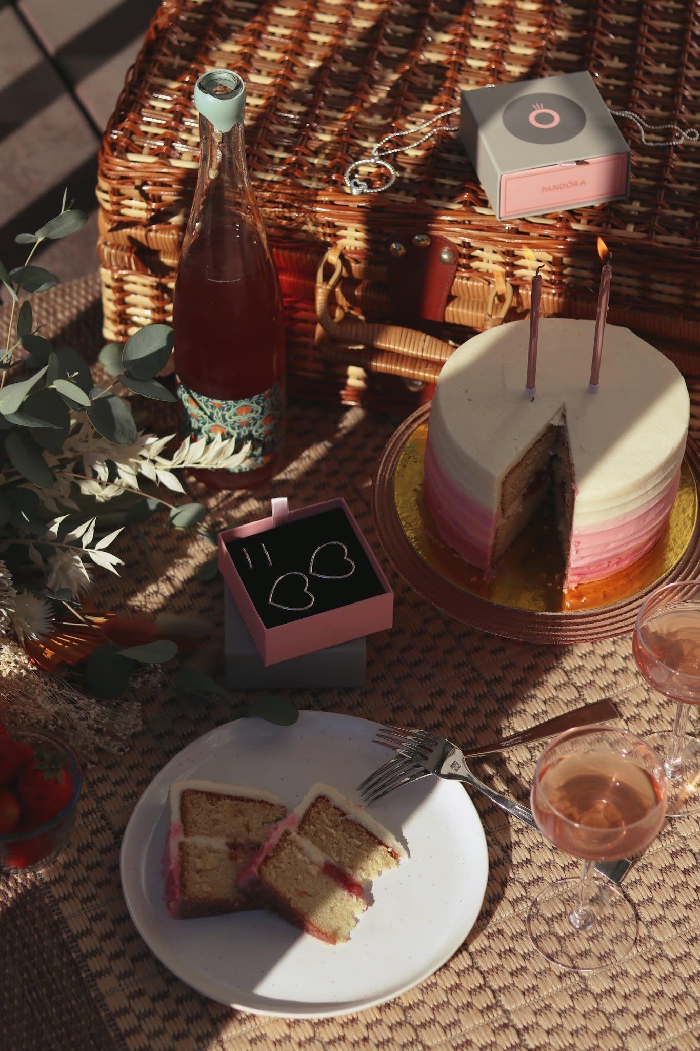 Pandora Icons picnic