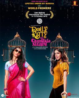 Dolly Kitty Aur Woh Chamakte Sitare 2020 Download 1080p WEBRip