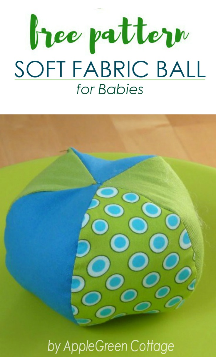 How To Make A Soft Ball And Free Pattern