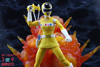 Power Rangers Lightning Collection In Space Yellow Ranger 38