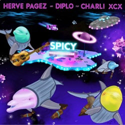 Baixar Spicy - Herve Pagez e Diplo feat. Charli XCX Mp3