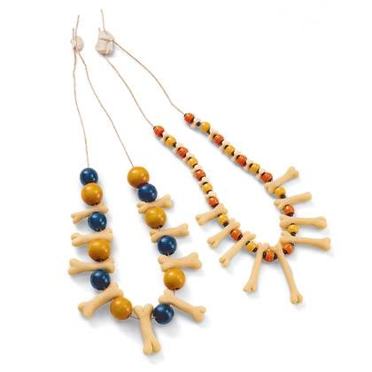 Craft: Witch Doctor Necklaces