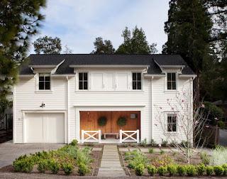 Дизайн-проекты. Современный фермерский дом в Калифорнии
