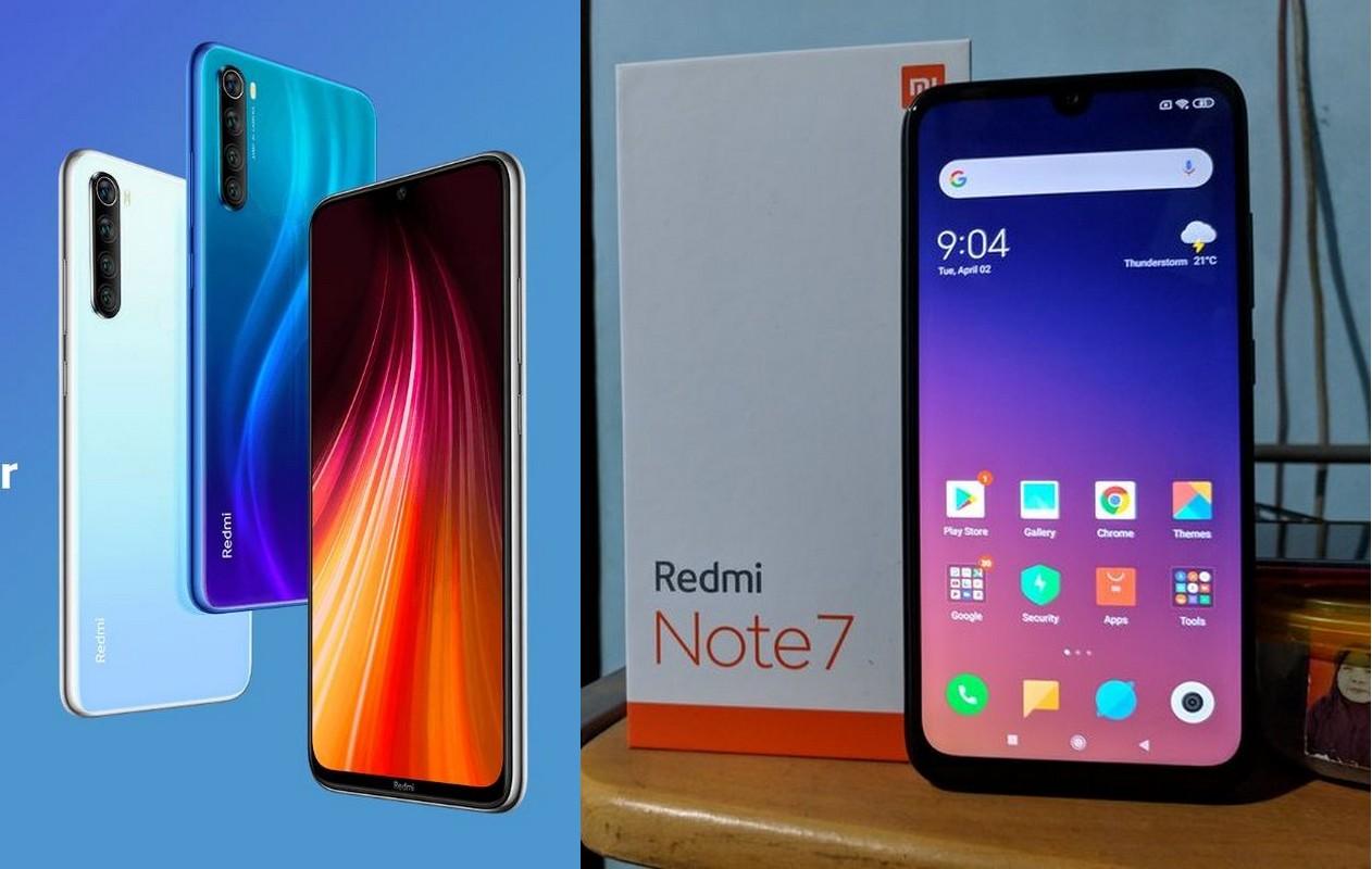 Xiaomi Redmi Note 8 vs Redmi Note 7, Apa Saja Peningkatannya?