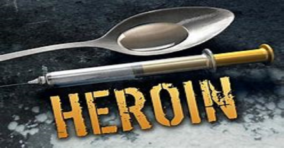 Two Arrested With Heroin Worth Rs 1.54 Crore In Mizoram