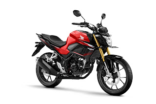 CB150R Fury Matte Red_Special Edition