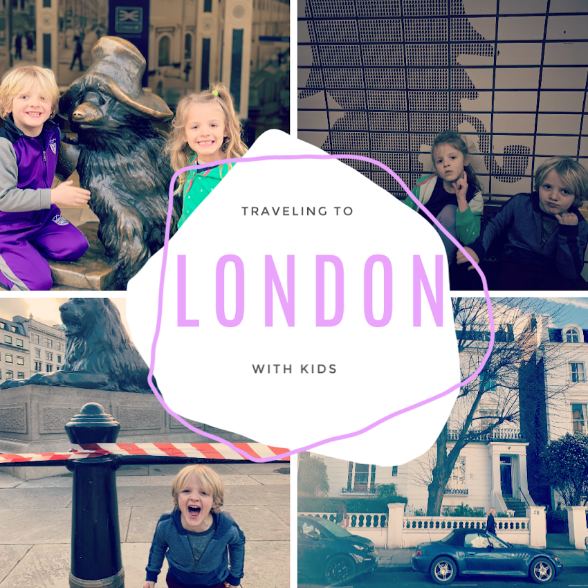 Family-friendly Travel: Exploring London with Kids