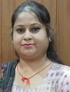 प्रियंका श्रीवास्तव बनीं भाजपा महिला मोर्चा की जिला मंत्री | #NayaSaberaNetwork