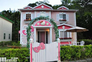 Gambar Rumah Hello Kitty Asli 5