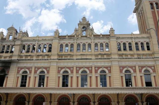 Governo do Estado de São Paulo anunciou a conclusão das obras de restauro do Museu da Língua Portuguesa, na Estação da Luz, em São Paulo