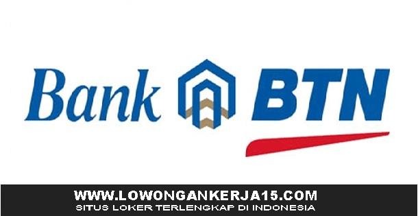 Lowongan Kerja Terbaru Bank BTN (Persero) Besar Besaran