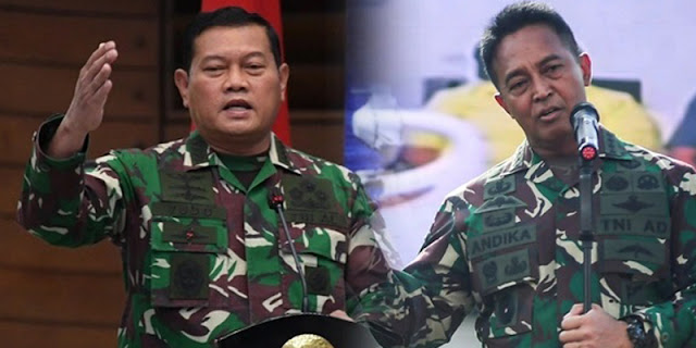 Peluang Sama Rata, Tiga Kepala Staf Tinggal Tunggu Nasib Menjadi Panglima TNI