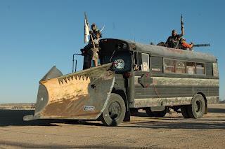Mutiville Refugee Bus