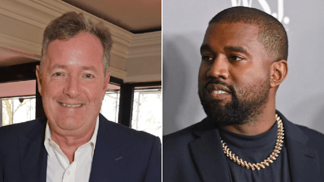 'Not now': Piers Morgan hits out at Kanye West over presidential bid