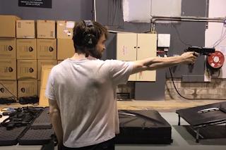 Guns Akimbo: Firing range