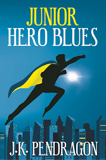 Junior Hero Blues cover