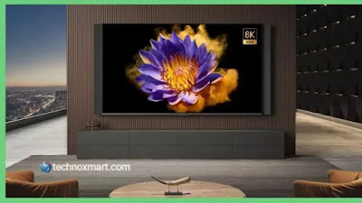 Mi TV Lux 82-inch, Mi TV Lux 82-inch Pro TVs Launched With MEMC Technology