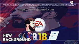 FTS Mod FIFA 18 by FYNSPTR
