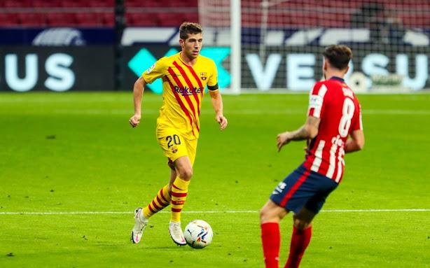 الإصابة تبعد سيرجي روبيرتو عن برشلونة لمدة شهرين