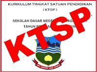 Pengembangan KTSP Sekolah Dasar (SD) Tahun Pelajaran 2017/2018
