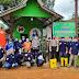 Babinsa Koramil 02/Semutau dan Bhabinkamtibmas Bersama Satgas PPKM Siap Perangi Covid-19