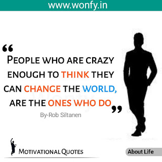 Motivational Quotes About Life