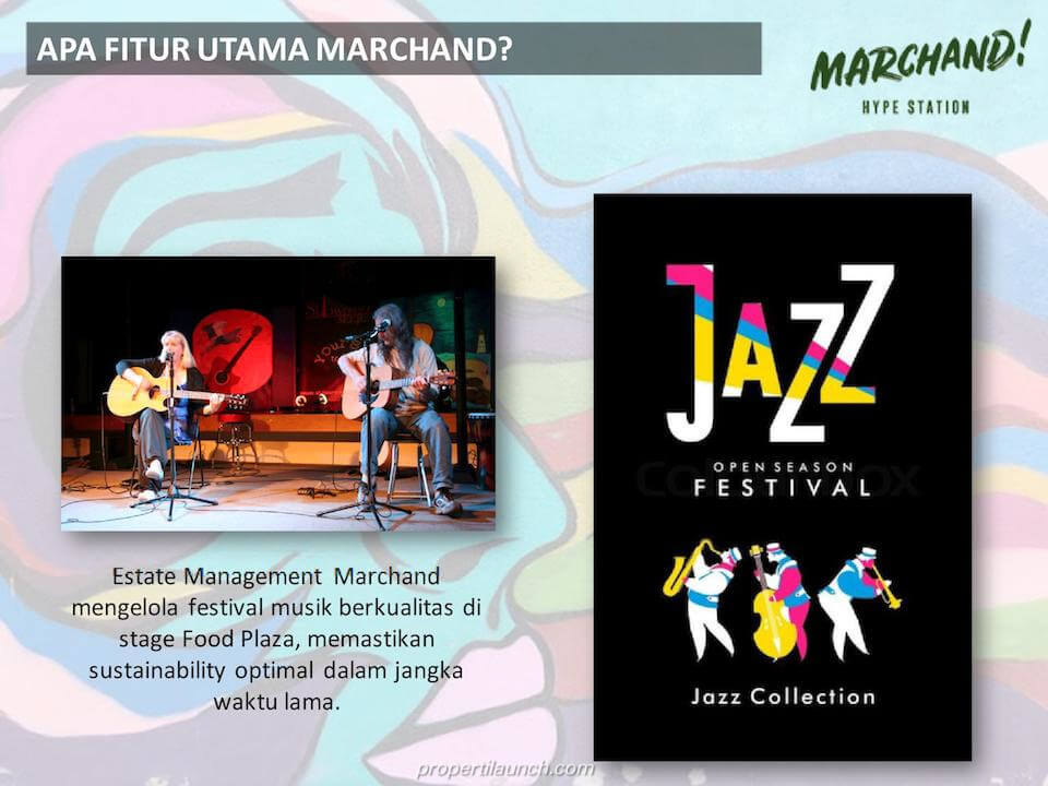 Jazz Festival Marchand Bintaro