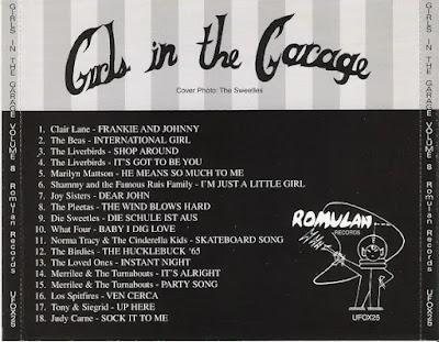 Girls in the Garage Vol 8
