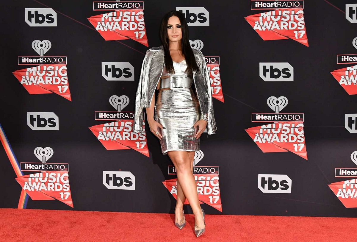 Demi Lovato – 2017 iHeartRadio Music Awards in Los Angeles