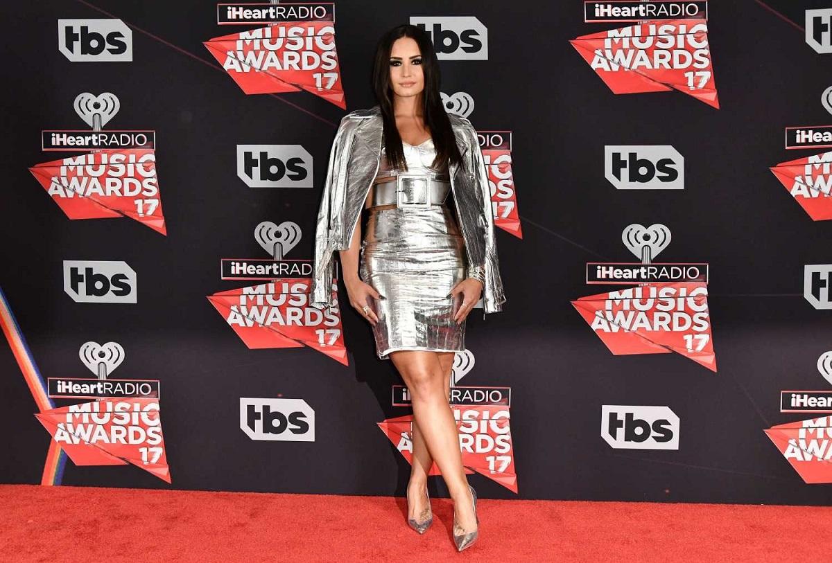 Demi Lovato – 2017 iHeartRadio Music Awards in Los Angeles