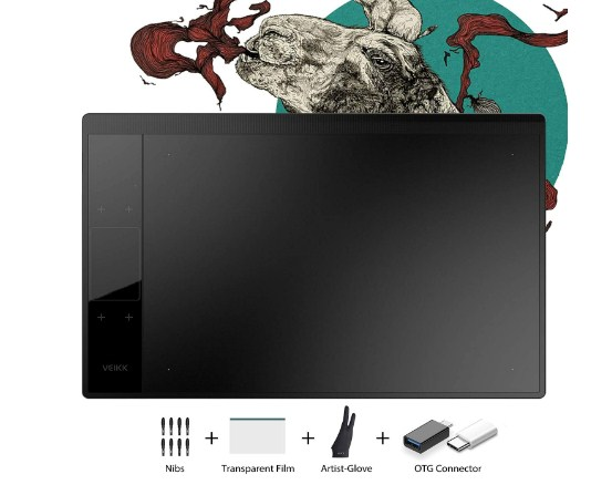 tablet with stylus 2020