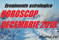 Evenimente astrologice în horoscopul decembrie 2018