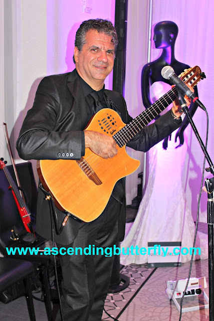 Wedding Salon Bridal Tradeshow/Expo, New York City, Guitarist