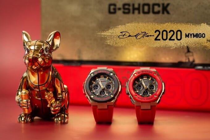G-Shock x Chinese Zodiac เตรียมออกลิมิเต็ดอิดิชั่น ต้อนรับปีหนูทอง