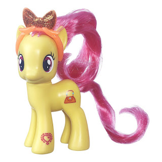 MLP Pursey Pink Explore Equestria Single Brushable