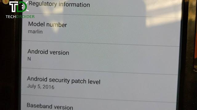 HTC Nexus Marlin Hits AnTuTu