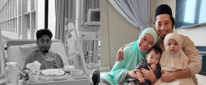 """Ayg akan kuat jaga anak-anak"" Isteri Kongsi Suami 'Pergi' Selepas 3 Minggu Dikesan Hidap Kanser"