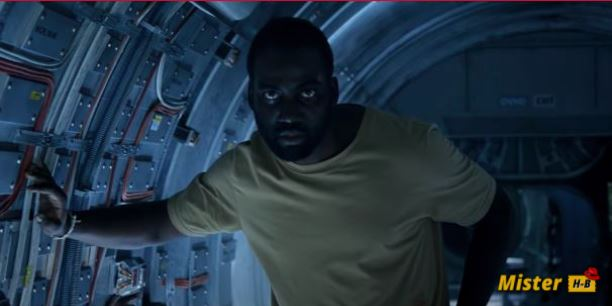 Stowaway (Le Passager N°4): Release date on Netflix