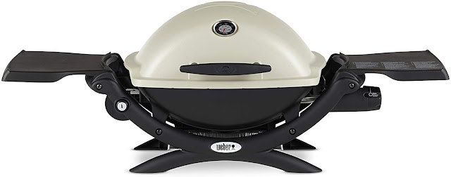 Weber Q 1200 Portable Gas Grill