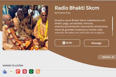 Radio Bhakti Skcm