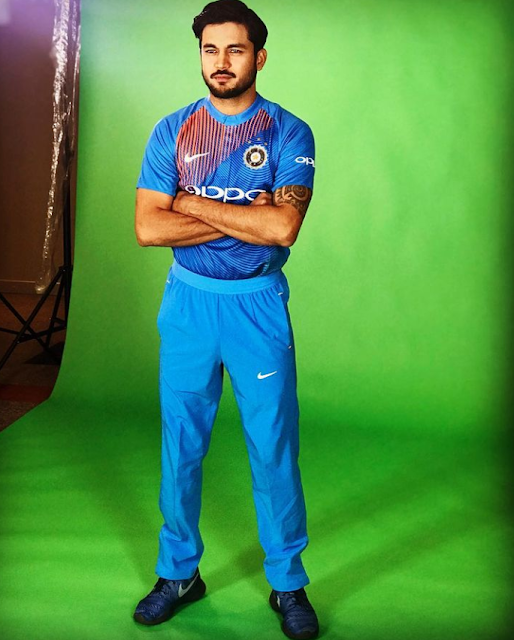 Manish Pandey (Indian Cricketer) Wiki, Age, Height, Wife, Family, and More