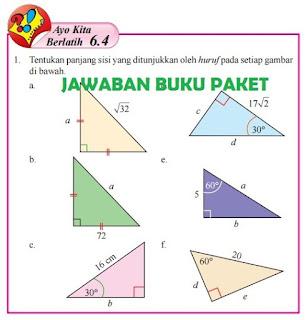 Kunci Jawaban Buku Paket Matematika Halaman 40 Semester 2 Kurikulum 2013